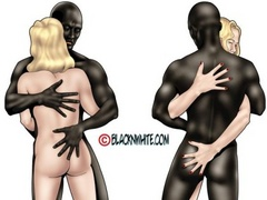 Cool interracial sex during a big toon party - Popular Cartoon Porn - Picture 3