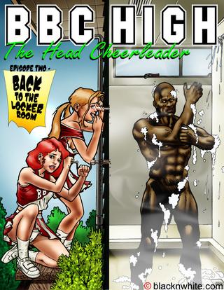 bitch suck my cock cartoon - locker room action peeping
