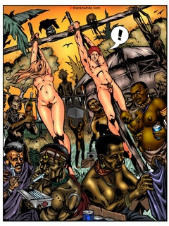 Wild toon tribals love fucking hot white - Popular Cartoon Porn - Picture 3