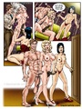 Hot threesome cartoon fucking with a - Picture 4