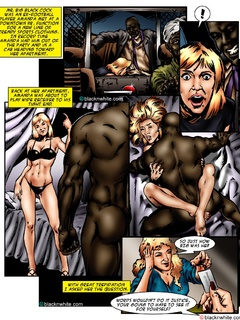 Horny black dude pounds hard cool toon hottie - Popular Cartoon Porn - Picture 2