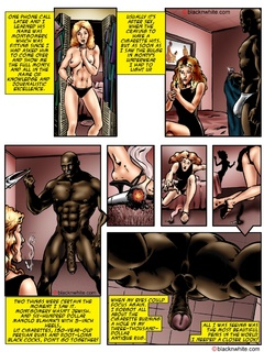 Horny black dude pounds hard cool toon hottie - Popular Cartoon Porn - Picture 3