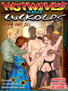 Lustful wife cheating her husband when - Popular Cartoon Porn - Picture 1