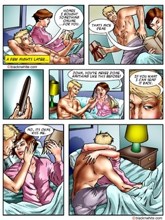 Cartoon dude imagine his wife fucking with a - Popular Cartoon Porn - Picture 2