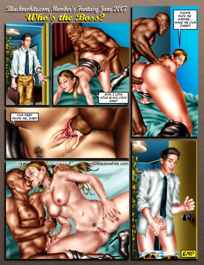 3d comic cuckold wife fucks husbands best friend - 46 part 3
