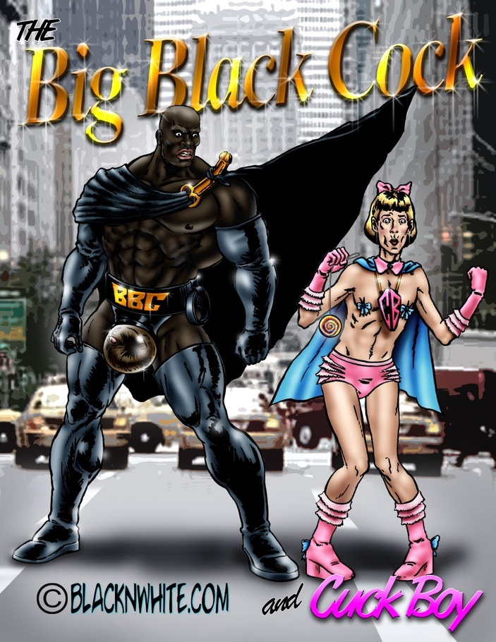 Interracial big cock cartoon ann
