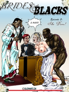 Big black dude fucking with two white sexy - Popular Cartoon Porn - Picture 3