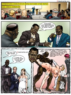 Big black dude fucking with two white sexy - Popular Cartoon Porn - Picture 4