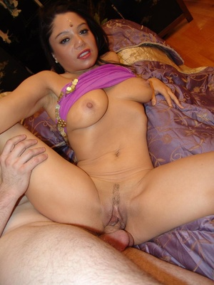 Indian Babe With Big Tits Fucked Cumshot - XXX Dessert - Picture 7
