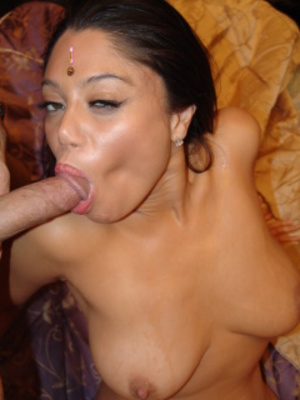Indian Babe With Big Tits Fucked Cumshot - XXX Dessert - Picture 15