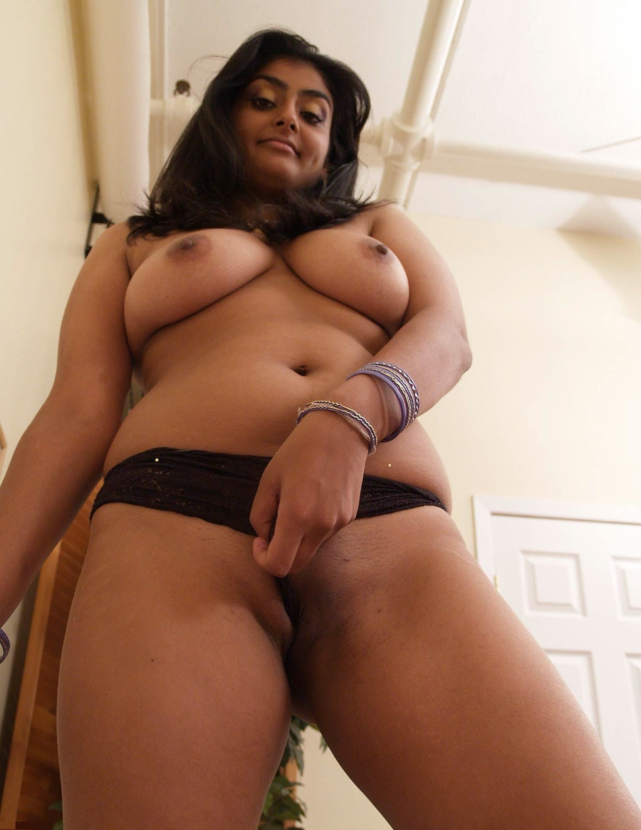 Ebony and latina amateurs