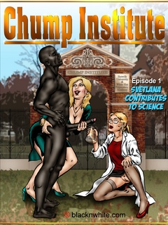 White dude gets horny and fucks sexy black - Popular Cartoon Porn - Picture 1