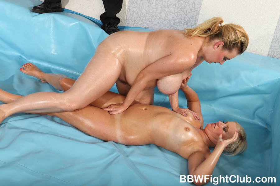 Angry chubby chicks with oiled body don't a - XXX Dessert - Picture 8
