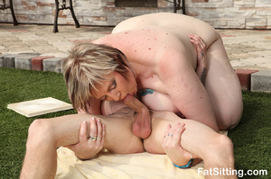 Pool cleaner gets captured by mistress a - XXX Dessert - Picture 15
