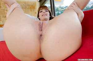 Ginger bitch jumps on a stiff rod and fi - XXX Dessert - Picture 5