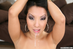 Hot Asian mom gets her booty screwed wit - XXX Dessert - Picture 12