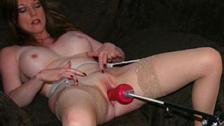 lustful milf stockings snatch