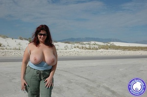 Toni KatVixen airing her breasts out in  - XXX Dessert - Picture 4