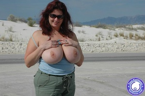 Toni KatVixen airing her breasts out in  - XXX Dessert - Picture 8