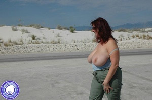 Toni KatVixen airing her breasts out in  - XXX Dessert - Picture 10