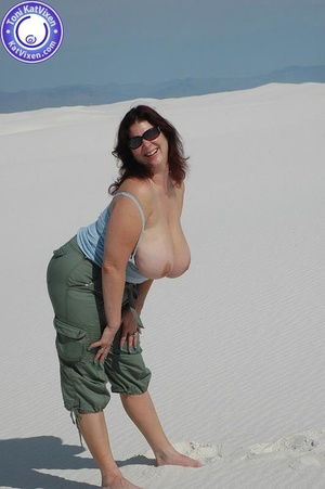 Toni KatVixen airing her breasts out in  - XXX Dessert - Picture 13