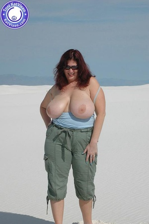 Toni KatVixen airing her breasts out in  - XXX Dessert - Picture 14
