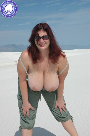 Toni KatVixen airing her breasts out in  - XXX Dessert - Picture 15