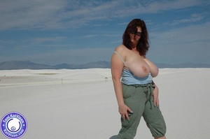 Toni KatVixen airing her breasts out in  - XXX Dessert - Picture 16