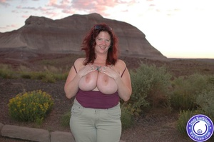 Toni KatVixen has breasts so big her shi - XXX Dessert - Picture 14