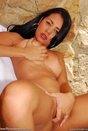 dirty latina chick blue