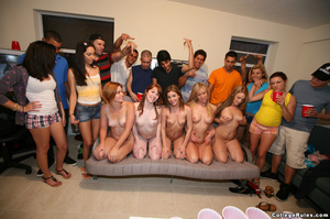 College sluts fucked variously at the st - XXX Dessert - Picture 1