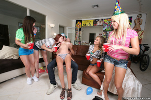 Cool pictures from very funny college bi - XXX Dessert - Picture 4
