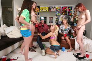 Cool pictures from very funny college bi - XXX Dessert - Picture 6