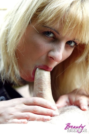 Hairy gray old boy loves cool chicks a l - XXX Dessert - Picture 2