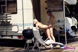 Very hot blonde tee Helen pleasing old b - XXX Dessert - Picture 10
