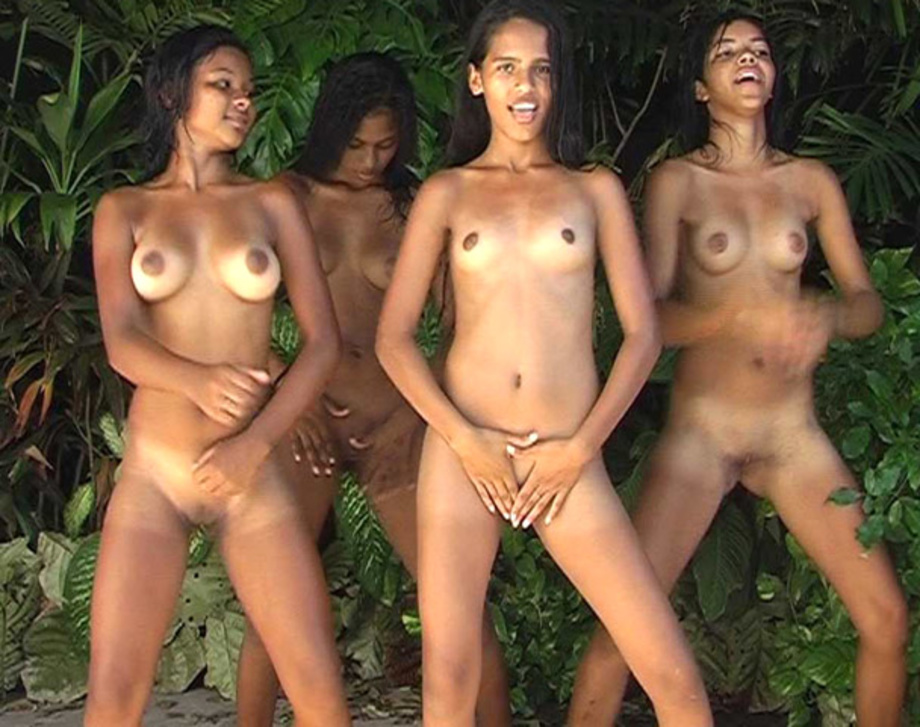Nude village girls hd