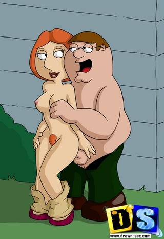 from Carmelo lois griffin as mystique porn