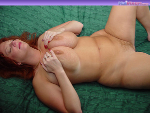 Toni KatVixen Plays With Her Gigantic Ti - XXX Dessert - Picture 7