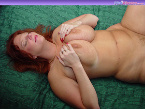 Toni KatVixen Plays With Her Gigantic Ti - XXX Dessert - Picture 8