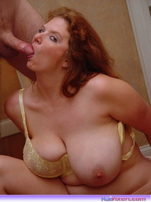 Toni KatVixen Sucks A Hard Dick - XXX Dessert - Picture 18