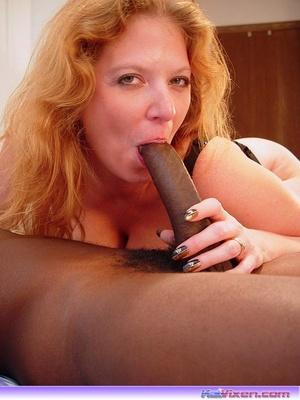 Toni KatVixen Sucks A Big Black Cock - XXX Dessert - Picture 2
