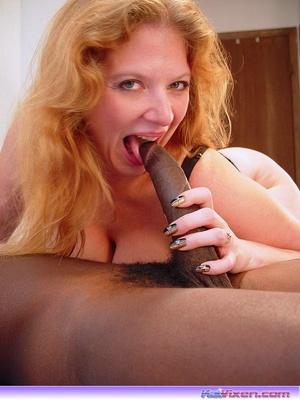 Toni KatVixen Sucks A Big Black Cock - XXX Dessert - Picture 4