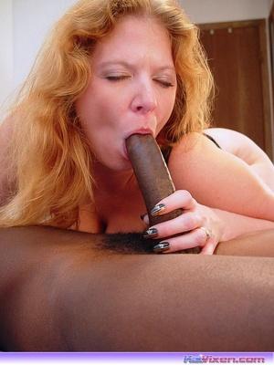 Toni KatVixen Sucks A Big Black Cock - XXX Dessert - Picture 6