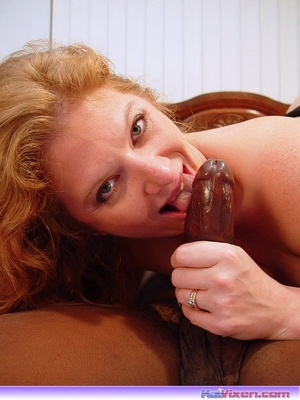 Toni KatVixen Sucks A Big Black Cock - XXX Dessert - Picture 18
