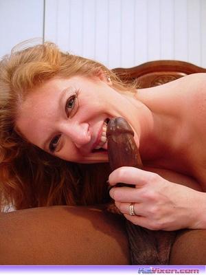 Toni KatVixen Sucks A Big Black Cock - XXX Dessert - Picture 19