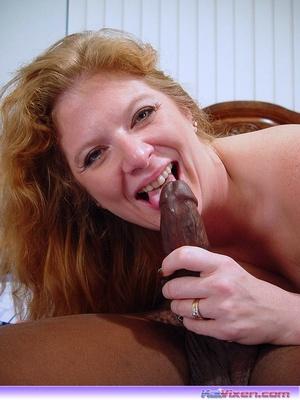 Toni KatVixen Sucks A Big Black Cock - XXX Dessert - Picture 20