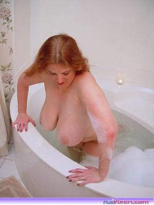A Little Fun In The Tub - XXX Dessert - Picture 10