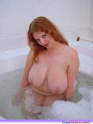 A Little Fun In The Tub - XXX Dessert - Picture 17