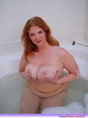 A Little Fun In The Tub - XXX Dessert - Picture 19