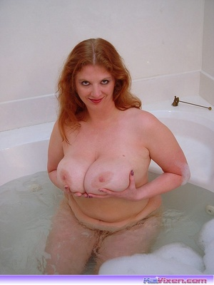 A Little Fun In The Tub - XXX Dessert - Picture 20